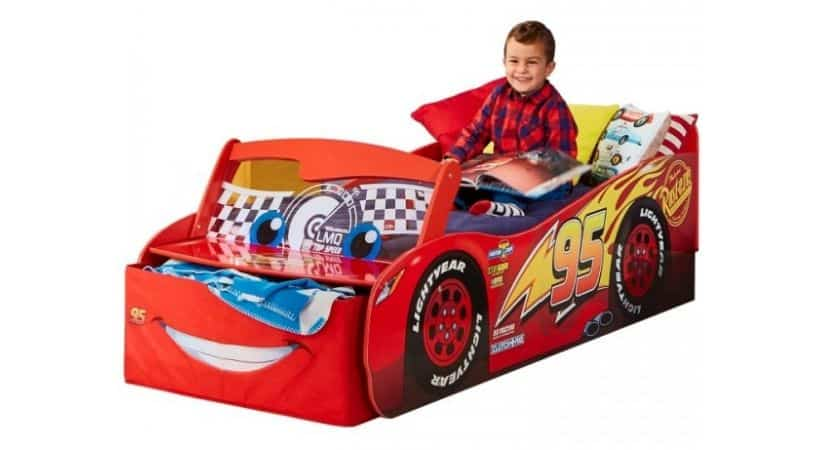 Disney Cars seng – Bil juniorseng
