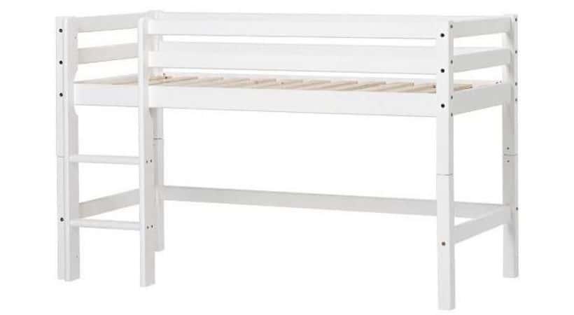 Hoppekids halvhøj seng