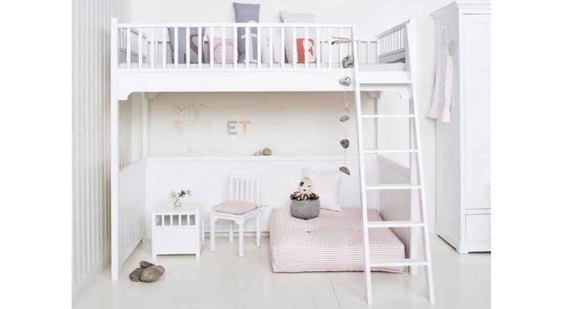 Oliver Furniture Seaside højseng