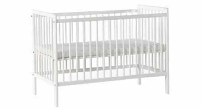 Babytrold tremmeseng