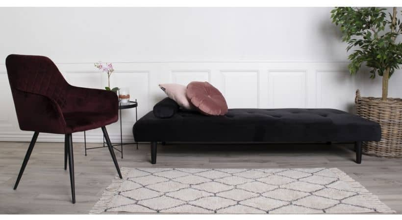 Retro daybed
