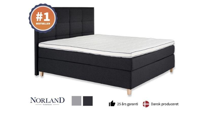 Norland Luksus Komfort kontinentalseng