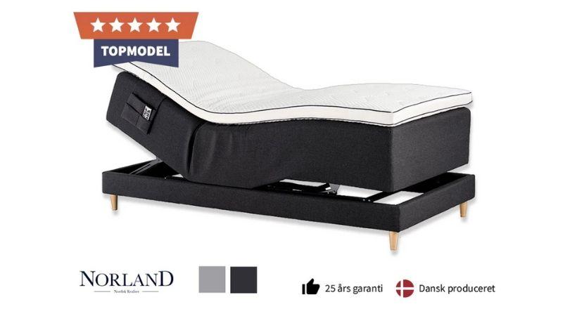 Norland Luksus EL Box elevationsseng