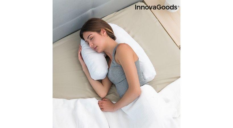 Sleeping U hovedpude (ergonomisk)