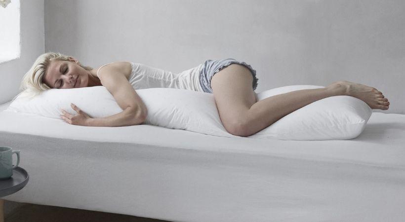 Lang pude til at sove med