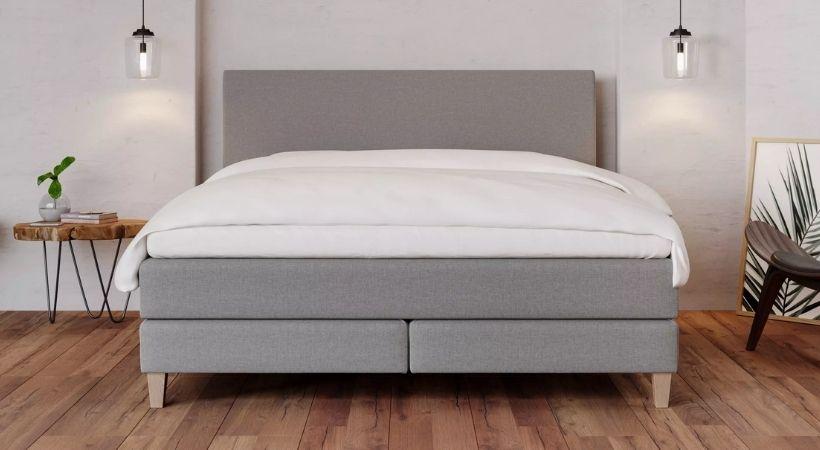 Edda Fjäll - Prisvenlig, danskproduceret seng