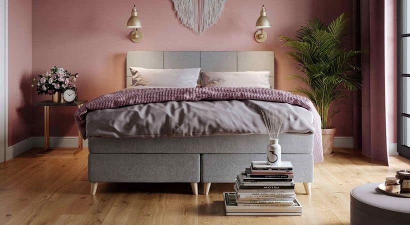Kvalitetsseng - Anatomic seng