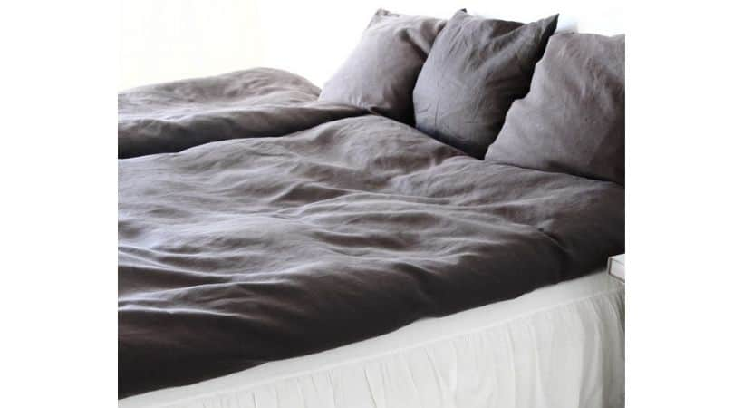 Hør sengetøj