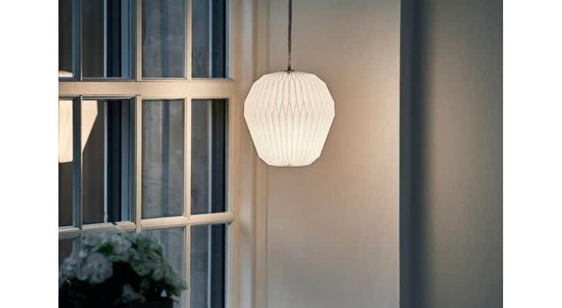 Loftlampe til soveværelse