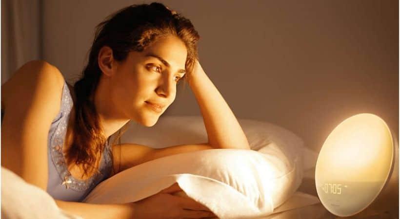 Vækkeur med lys - Philips Wake-up Light