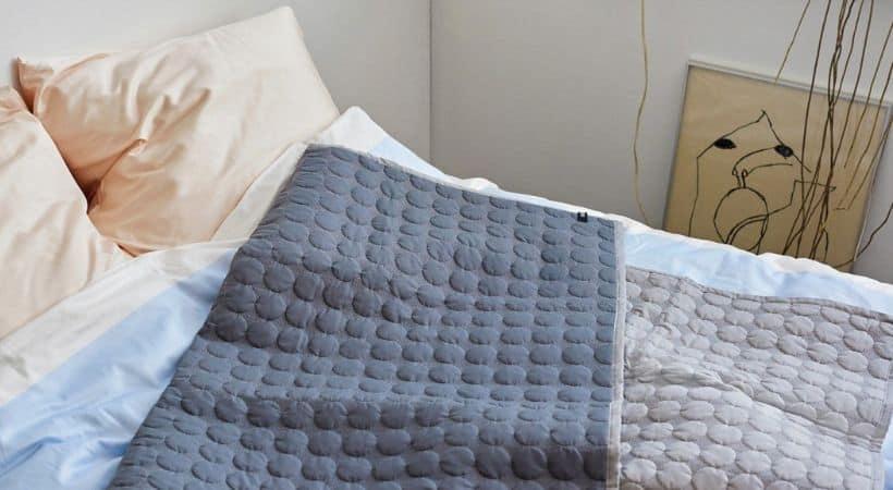 Hay Mega Dot sengetæppe