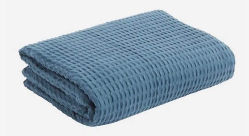 Muubs sengetæppe