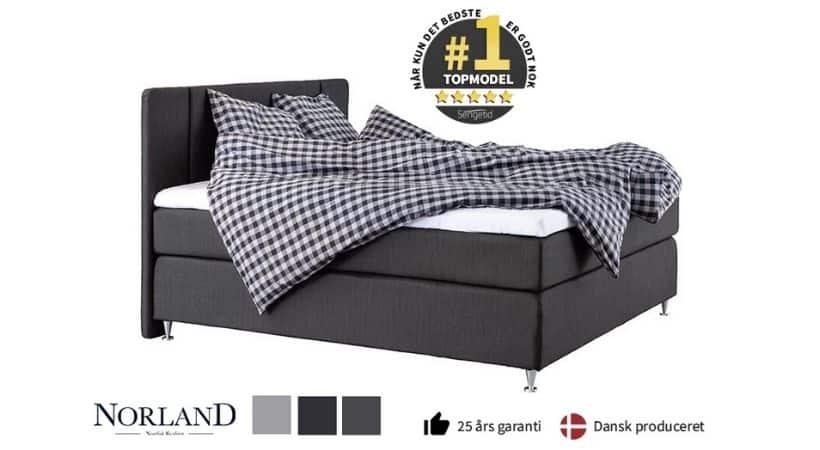 Dreamline Luksus Komfort - Hoej 140x200 seng