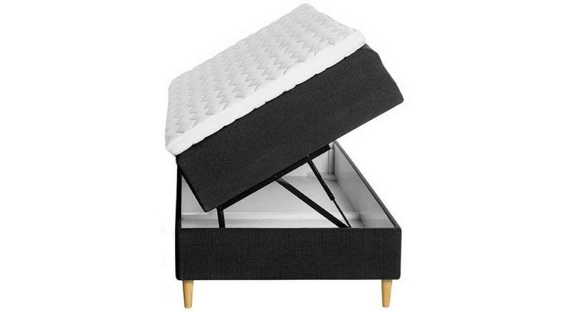 ProSleep Tokyo M700 - 140x200 seng med opbevaring
