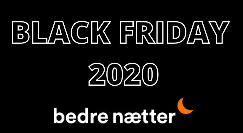 Black Friday - Bedre Nætters tilbud på senge
