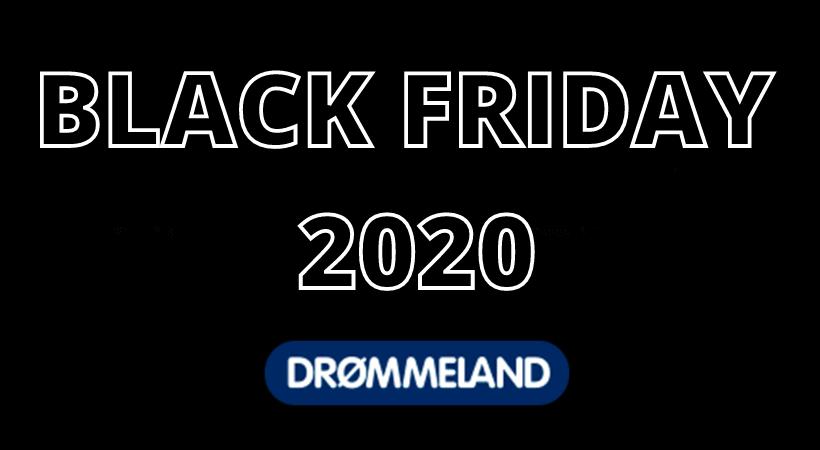 Black Friday - Drømmelands tilbud på senge