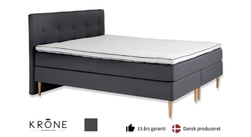 Krone Signatur - Luksus 160x200 kontinentalseng