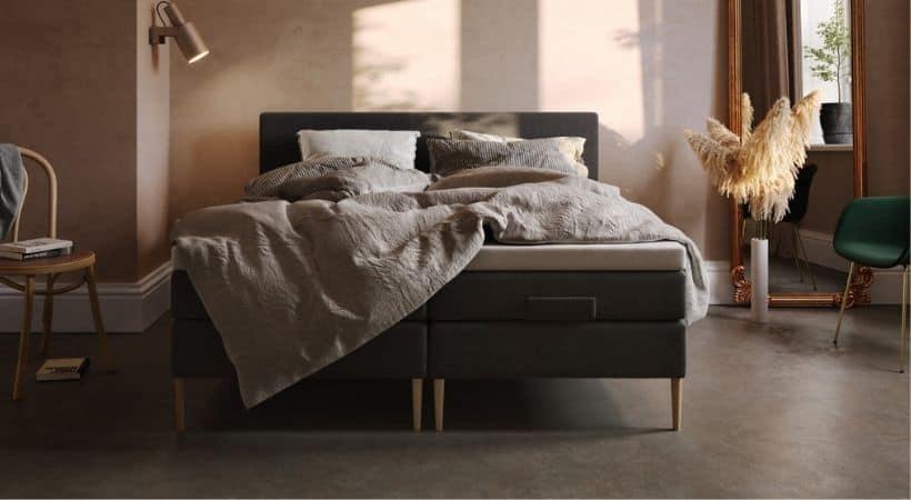 Sirius Black - 180x200 seng i premium kvalitet