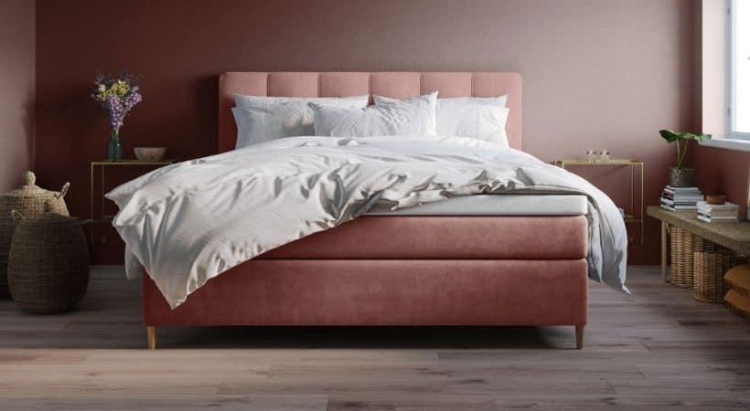 Sirius Velour - 180x200 seng i velour