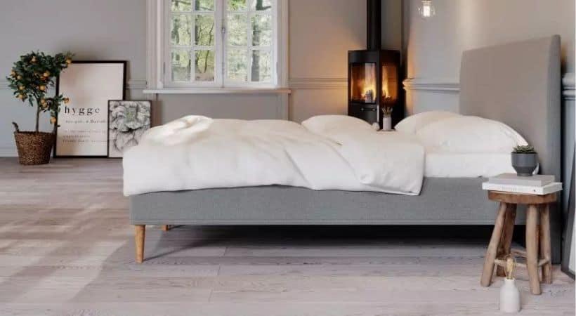 Saga Älv - Meget 180x200 seng for pengene