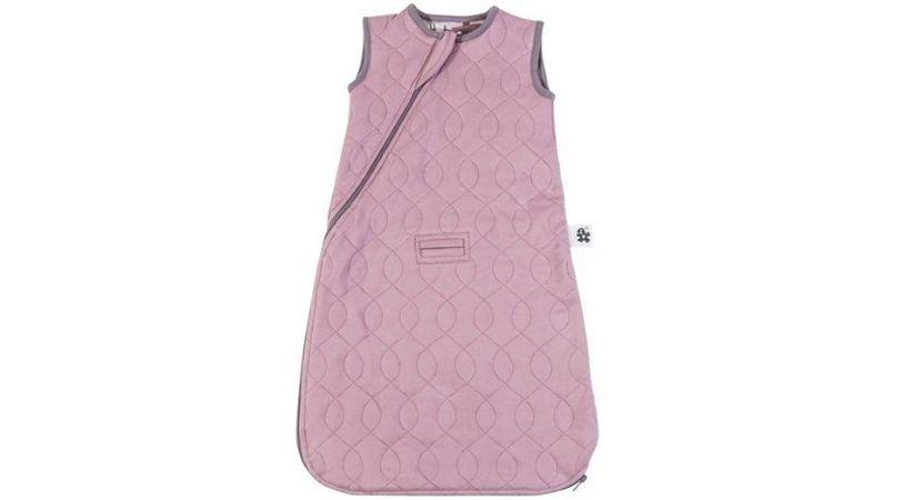 Lyserød Sebra sovepose