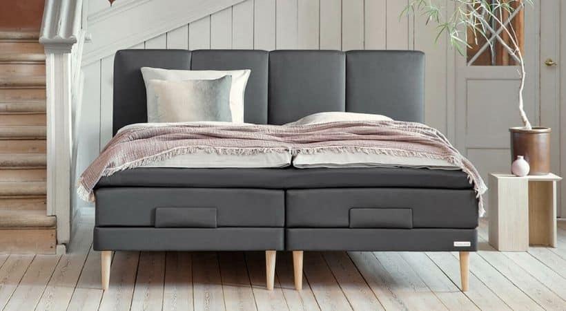 Norhland Signatur - 180x200 cm hæve/sænke seng