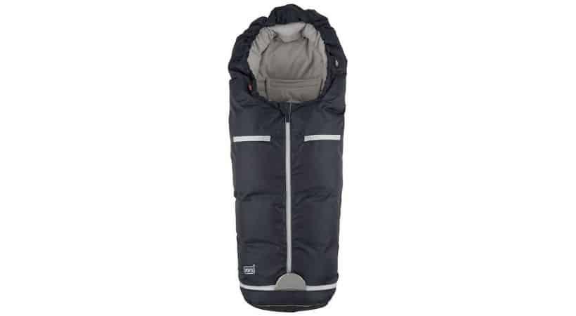 Voksi kørepose med bund i uld